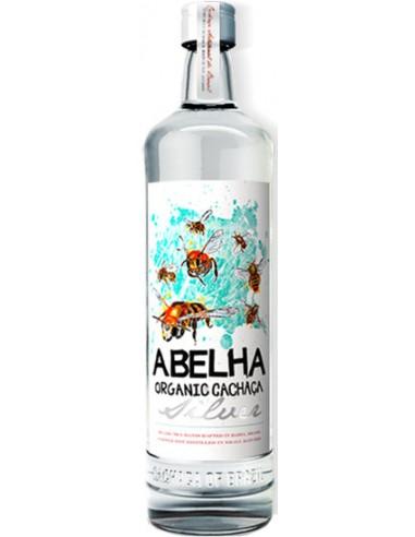 Abelha Organic Cachaça Silver - Chai N°5