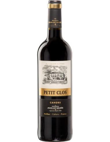 Vin rouge Le Petit Clos 2012 - Jean-Luc Baldès - Chai N°5