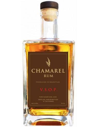 Rhum Chamarel VSOP - Chai N°5