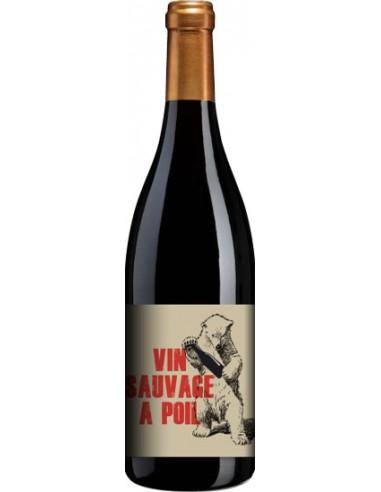 Vin Sauvage à Poil Régnié 2017 - Château de la Terrière - Chai N°5