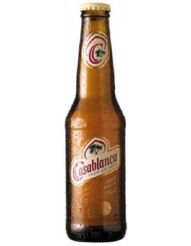 Bière Casablanca - Chai N°5