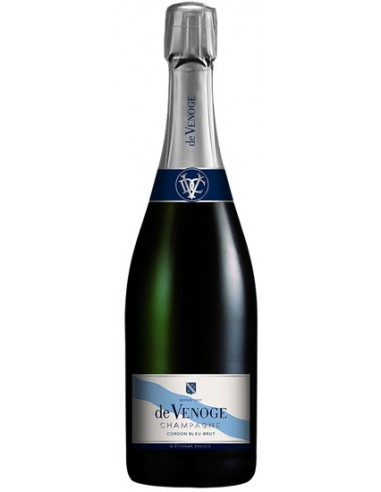 Champagne De Venoge Cordon Bleu Brut - Chai N°5