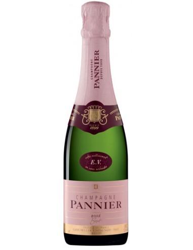 Champagne Pannier Brut Rosé 37.5 cl - Chai N°5