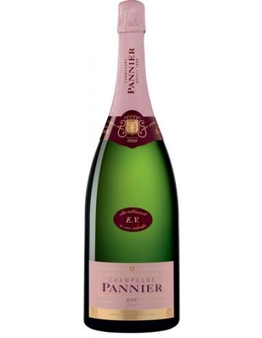 Champagne Pannier Brut Rosé Magnum - Chai N°5