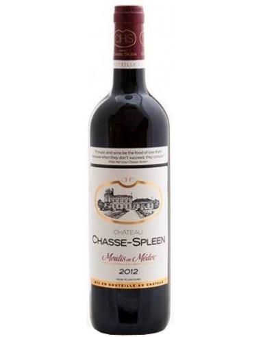 Vin Château Chasse-Spleen 2012 Moulis en Médoc Magnum - Chai N°5