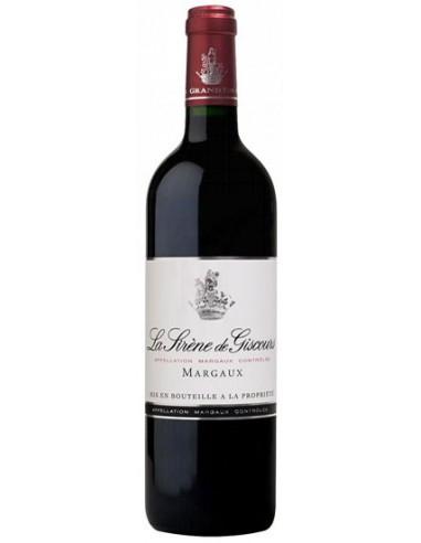 Vin La Sirène de Giscours 2014 Margaux - Chai N°5