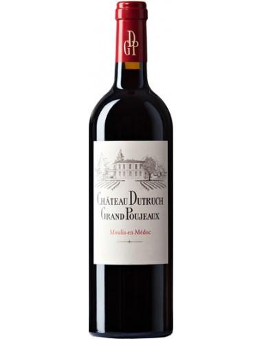 Vin Château Dutruch Grand Poujeaux 2015 Moulis - Chai N°5