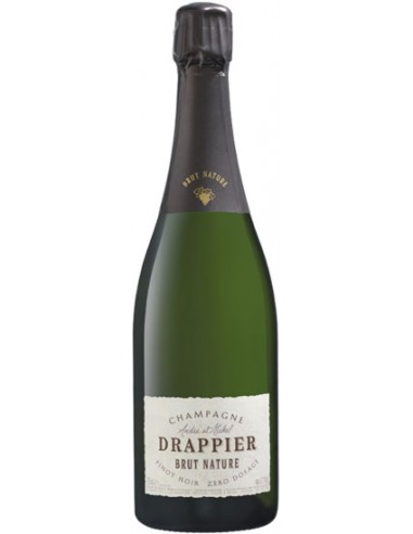 Champagne Drappier Brut Nature - Chai N°5