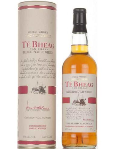 Whisky Té Bheag Nan Eilean Blended Malt - Chai N°5