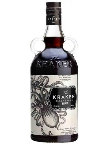 Rhum Kraken Black Spiced - Chai N°5