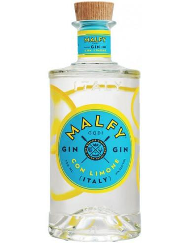Gin Malfy au Citron 70 cl 41% - Chai N°5