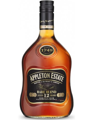 Rhum Appleton Estate 12 ans Rare Blend - Chai N°5