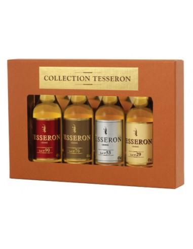 Cognac La Collection X.O. - Tesseron - Chai N°5