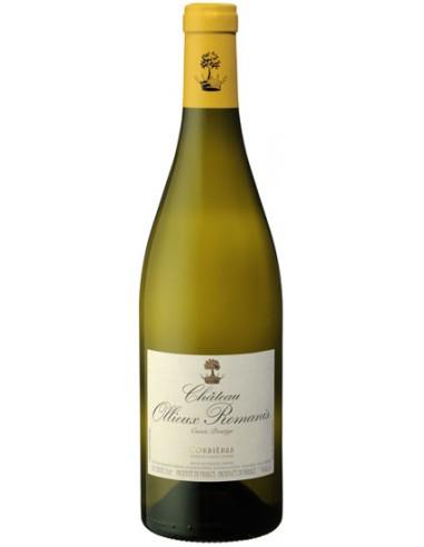 Vin Cuvée Prestige Blanc 2015 Corbières - Ollieux Romanis - Chai N°5