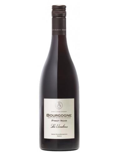 Vin Pinot Noir Les Ursulines 2016 - Jean-Claude Boisset - Chai N°5