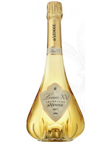 Champagne De Venoge Louis XV Millésime 2006 - Chai N°5