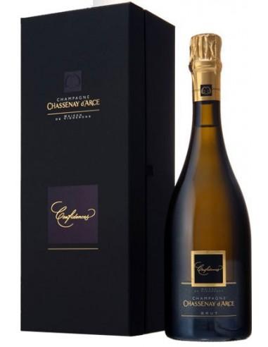 Champagne Chassenay d'Arce Cuvée Confidences Brut - Chai N°5