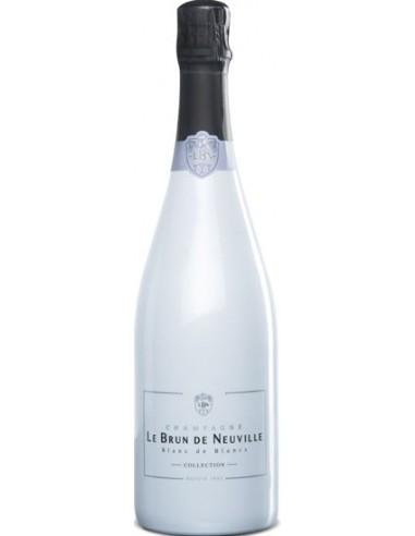 Champagne Le Brun de Neuville Blanc de Blancs Edition Collection - Chai N°5