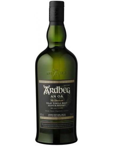 Whisky Ardbeg An Oa - Chai N°5