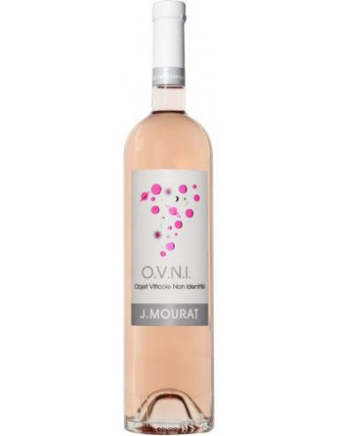 OVNI Rosé 2016 - Domaine Mourat - Chai N°5