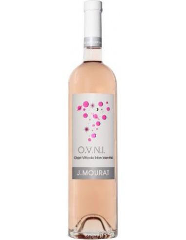 Vin OVNI Rosé 2018 - Domaine Mourat - Chai N°5