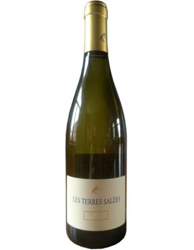 Vin Les Terres Salées Blanc 2017 - Christophe Barbier - Chai N°5