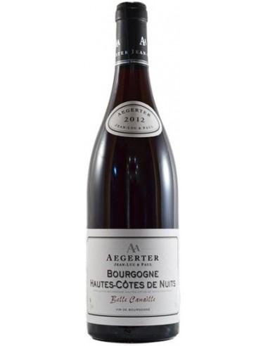 Vin Hautes-Côtes De Nuits Belle Canaille 2014 - Aegerter - Chai N°5