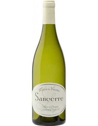 Vin Sancerre Blanc Moulin des Vrillères 2016 - Christian Lauverjat - Chai N°5