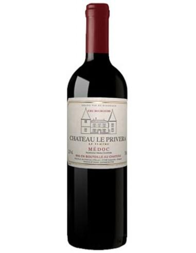 Vin Le Tertre 2014 Médoc - Château Le Privera