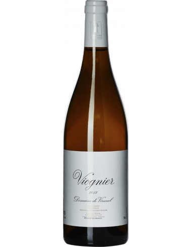 Vin Viognier 2018 - Domaine de Viranel - Chai N°5