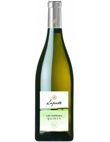 Vin Quincy Blanc Les Niorles 2015 - Domaine Laporte - Chai N°5