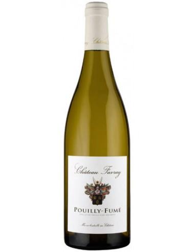 Vin Pouilly-Fumé 2015 - Château Favray - Chai N°5