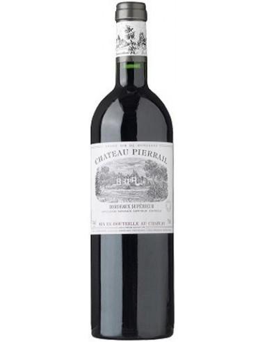 Vin Château Pierrail 2015 Bordeaux Supérieur - Chai N°5