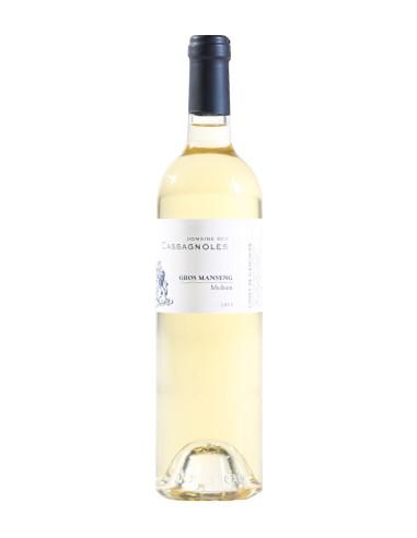Vin Gros Manseng Médium 2016 - Domaine des Cassagnoles - Chai N°5