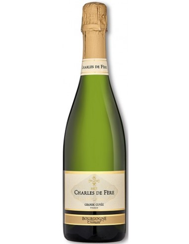 Charles de Fère Crémant de Bourgogne Grande Cuvée - Chai N°5
