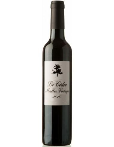 Vin Le Cèdre Malbec Vintage 2011 - Château du Cèdre - Chai N°5