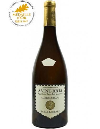 Vin Saint-Bris 2018 de Bailly-Lapierre - Chai N°5