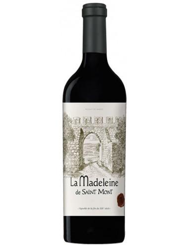 Vin La Madeleine de Saint-Mont 2013 - Plaimont - Chai N°5