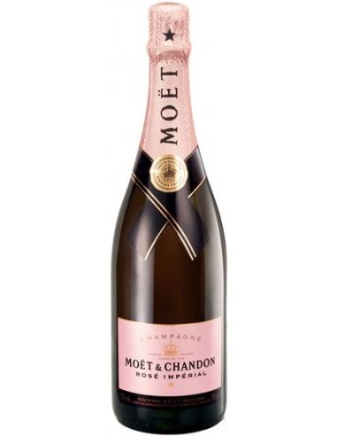 Champagne Moët & Chandon Rosé Impérial - Chai N°5