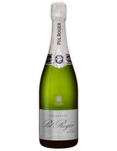 Champagne Pol Roger Pure Extra-Brut - Chai N°5