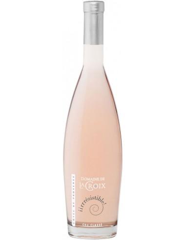 Vin Cuvée Irrésistible Cru Classé 2017 - Magnum - Domaine de la Croix - Chai N°5