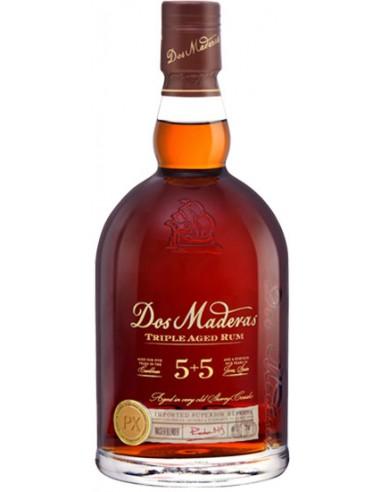 Rhum Dos Maderas 5+5 PX - Chai N°5