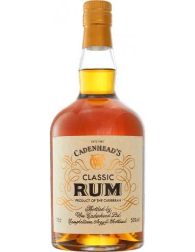 Rhum Cadenhead's Classic Rum - Chai N°5