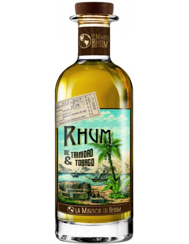 Rhum La Maison du Rhum Trinidad & Tobago - Chai N°5