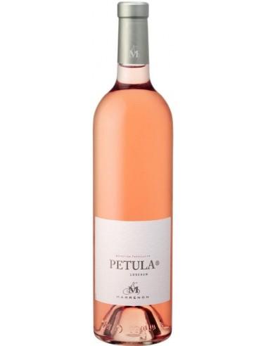 Vin Pétula 2017 - Marrenon - Chai N°5