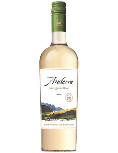Vin Anderra Sauvignon Blanc 2015 - Baron Philippe de Rothschild - Chai N°5
