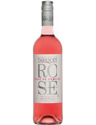 Vin Tariquet Rosé de Pressée 2017 - Domaine du Tariquet - Chai N°5