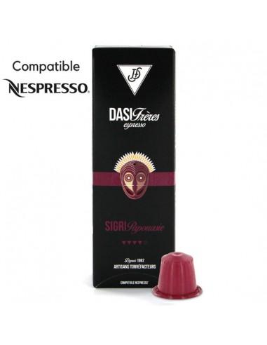Café Capsules Sigri Papouasie - Chai N°5