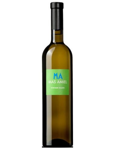 Vin Vintage Blanc 2016 - Mas Amiel - Chai N°5