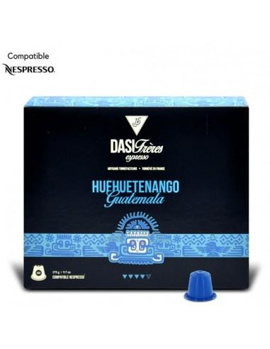 Café Capsules Huehuetenango Guatemala par 50 - Chai N°5